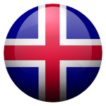Islanda ⓜ mapamond domains